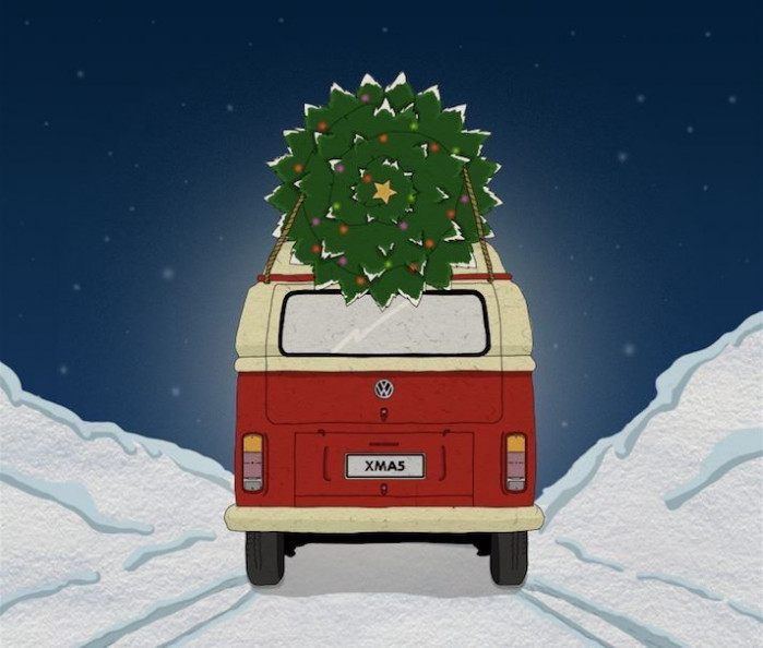Volkswagen Commercial Vehicles has released a re-write of the '12 Days of Christmas' classic
