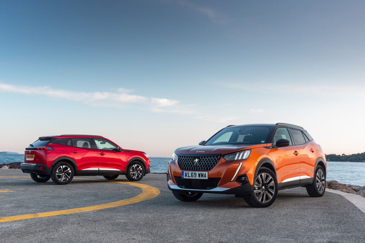 All-New Peugeot 2008 SUV and e-2008 SUV now open for order