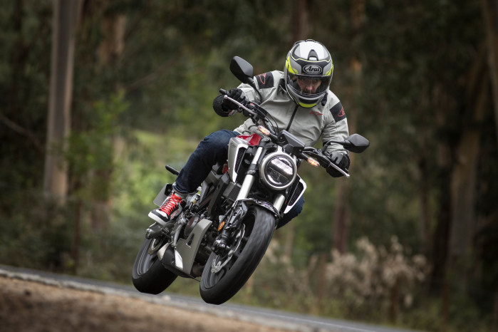 First Ride: Honda CB125R