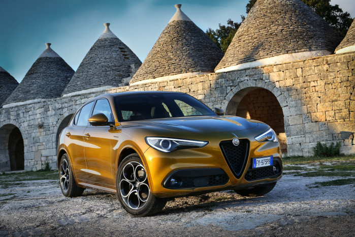 First Drive: Updates to Alfa Romeo Stelvio help to keep stylish SUV fresh