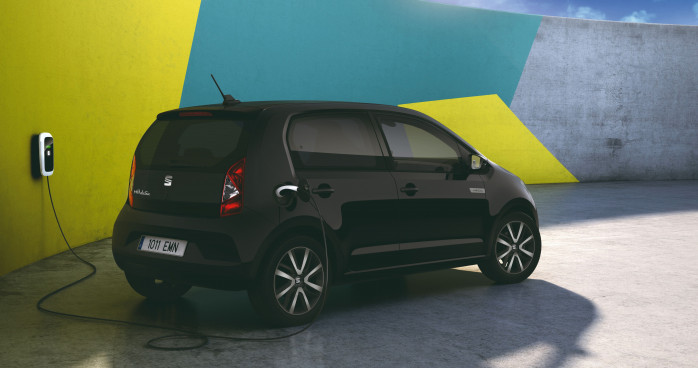 Five key features on the Seat Mii Electric