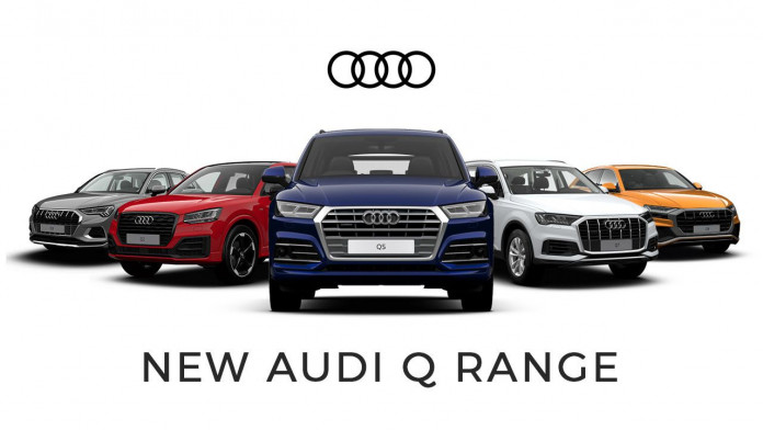 The Audi Q Range - Constantly Evolving