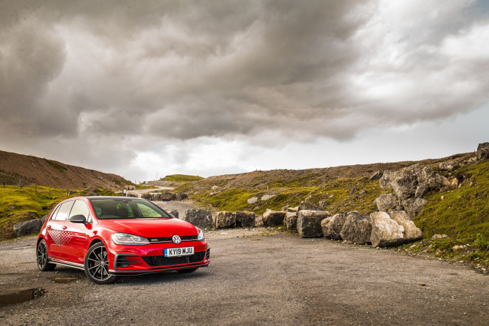 Road Test of the Year 2019: Volkswagen Golf GTI TCR