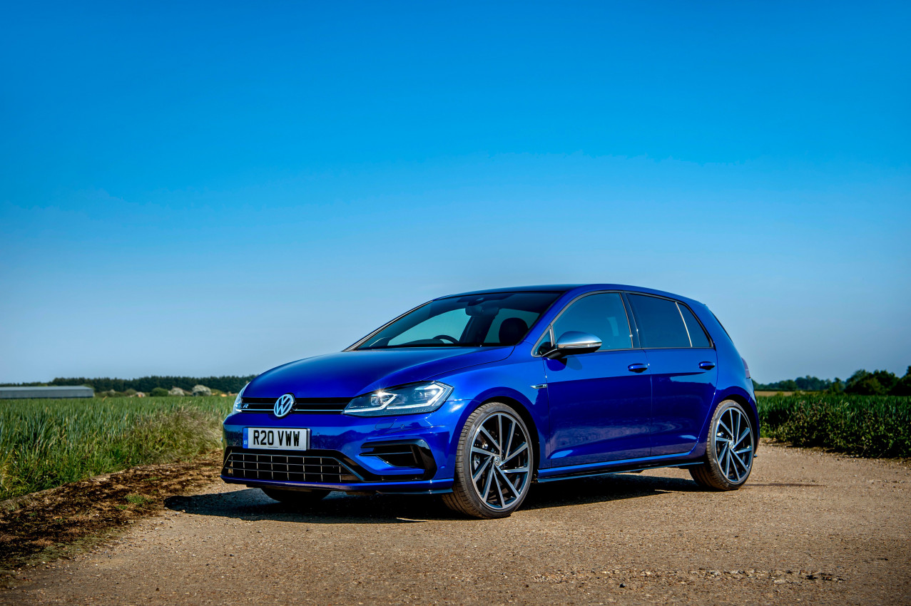 2020 Volkswagen Golf R set to arrive with 328bhp, leaked documents suggest