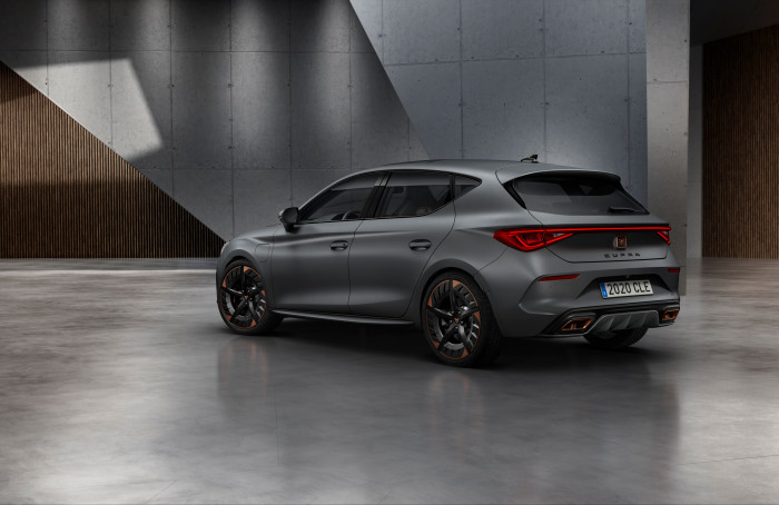 CUPRA plugs into Premium performance with Leon e-HYBRID now available to order