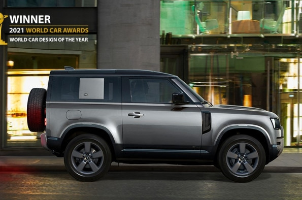 Land Rover Awards