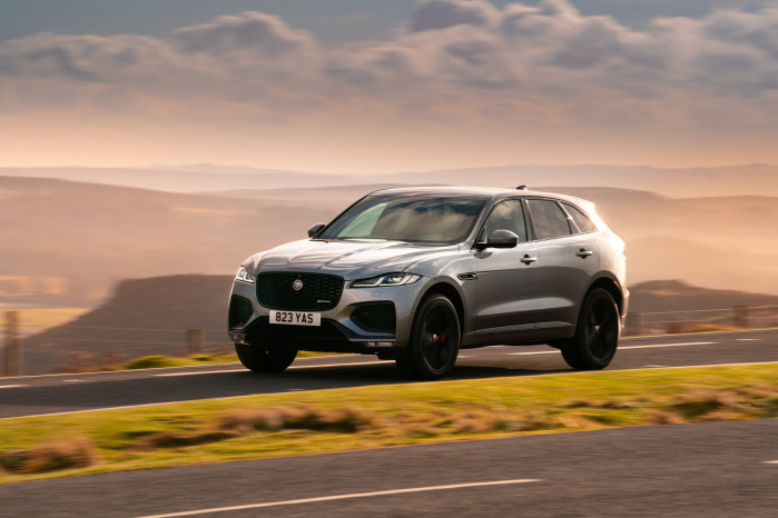 Review: 2021 Jaguar F-Pace