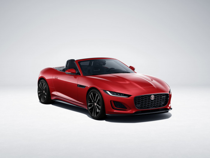 Jaguar introduces high-specification F-Type R-Dynamic Black