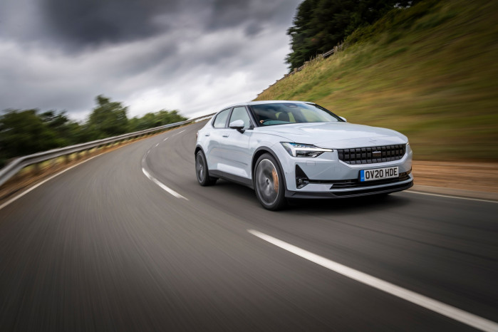 Polestar 2 and Cupra Formentor score top marks in latest safety ratings