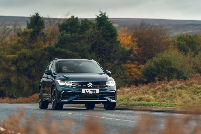 Volkswagen bolsters Tiguan powertrains with pair of new petrols