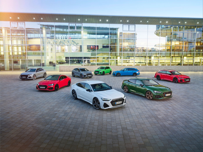 Making of RS – How Audi Sport GMBH shapes the character of its RS models