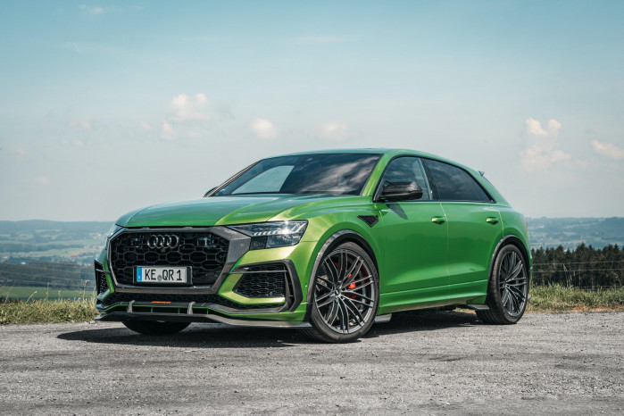 ABT Sportsline reveals limited edition RSQ8-R