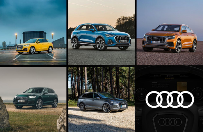 Buying Guide: Range of Audi SUVs