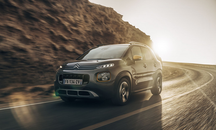 New Citroën  C3 Aircross SUV  Rip Curl special edition: Open for order now in the UK