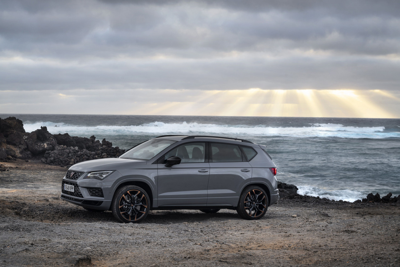 New CUPRA Ateca Limited Edition joins high-performance family