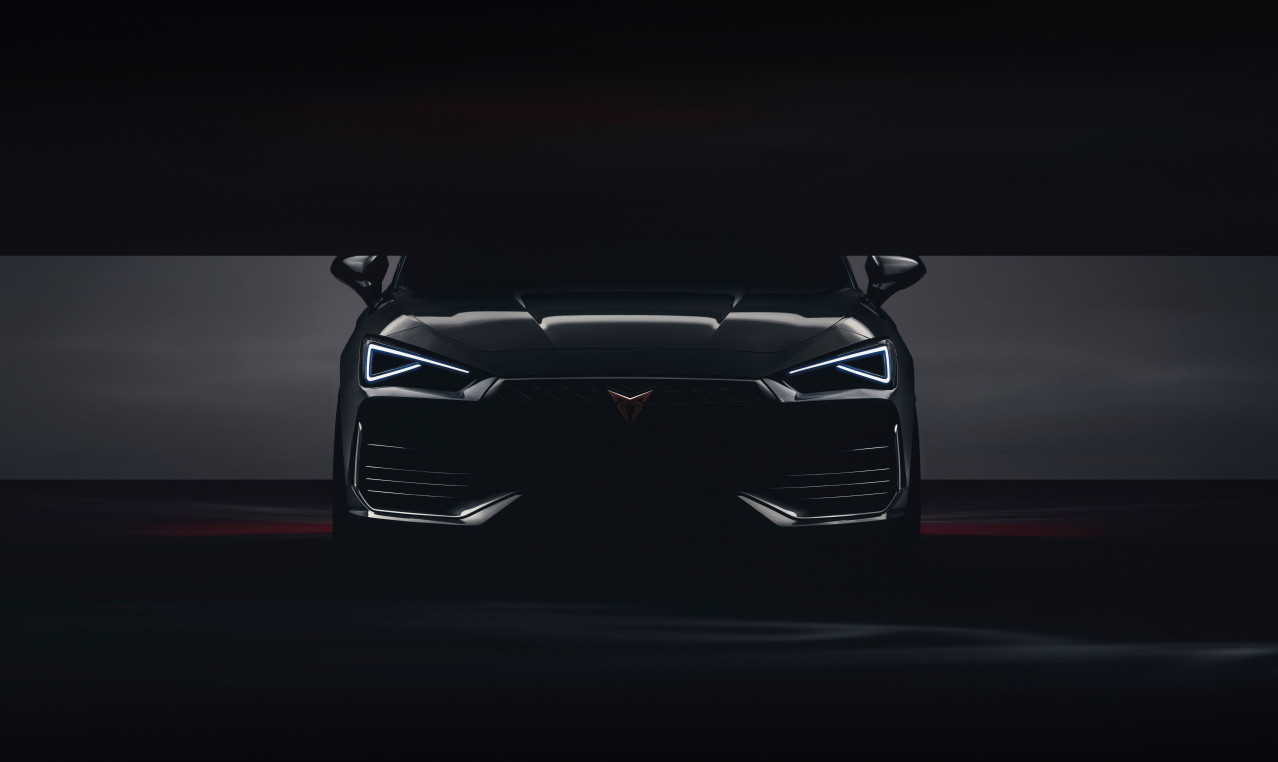 Cupra teases new Leon family ahead of reveal