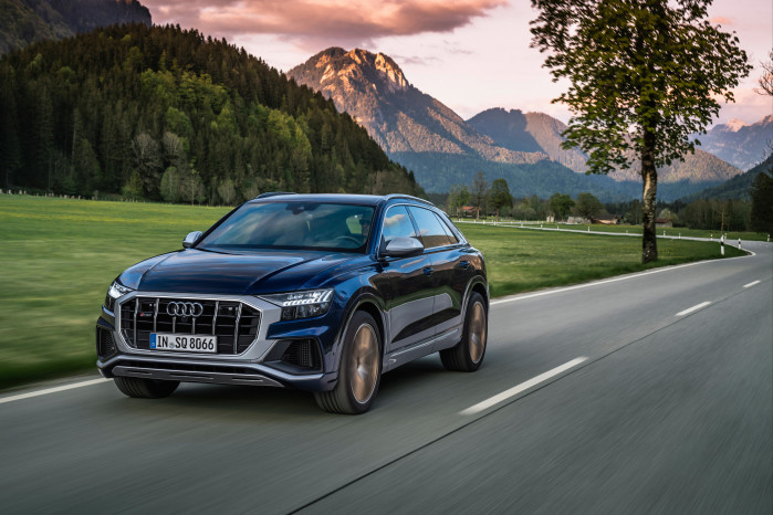 Change of heart for the S-series SUV flagships: The Audi SQ7 TFSI and SQ8 TFSI