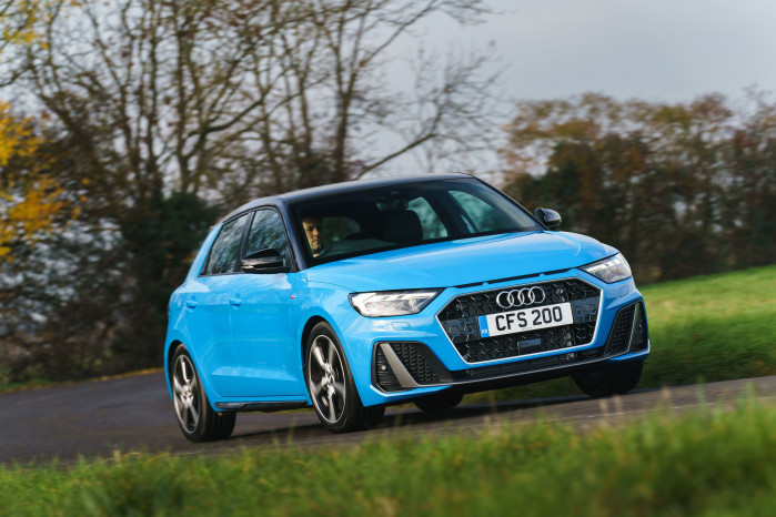 UK Drive: Go-faster Audi A1 S line Competition is an appealing prospect