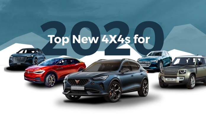 Top New 4x4s for 2020