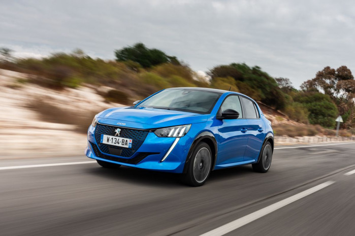 First Drive: The Peugeot e-208 makes a compelling case for going all-electric