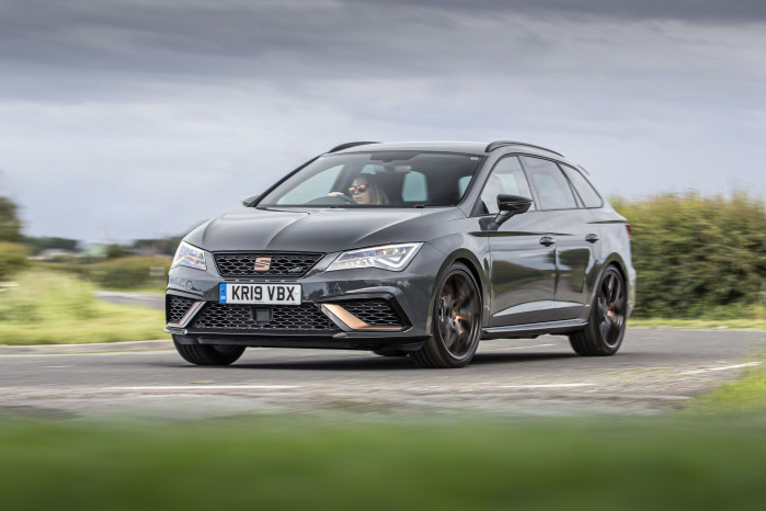 First Drive: Seat's Leon Cupra R ST ABT is a punchy mid-sized estate car option