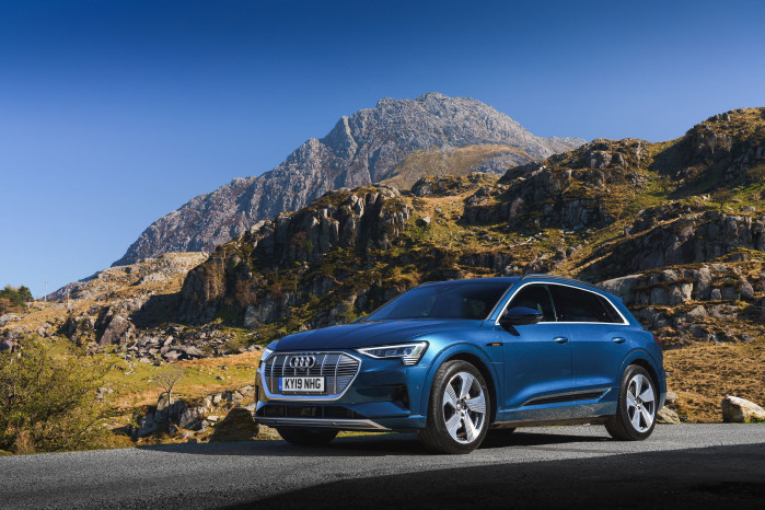 Five cool features on the Audi e-tron