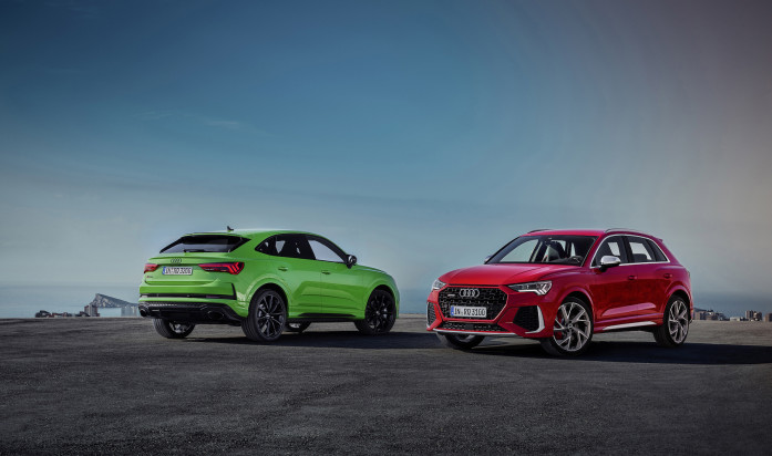 A Guide to Audi Performance SUV Range