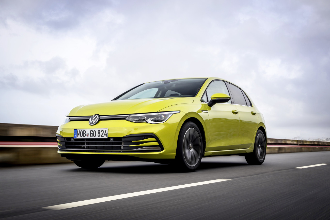 Everything you need to know about the new Volkswagen Golf