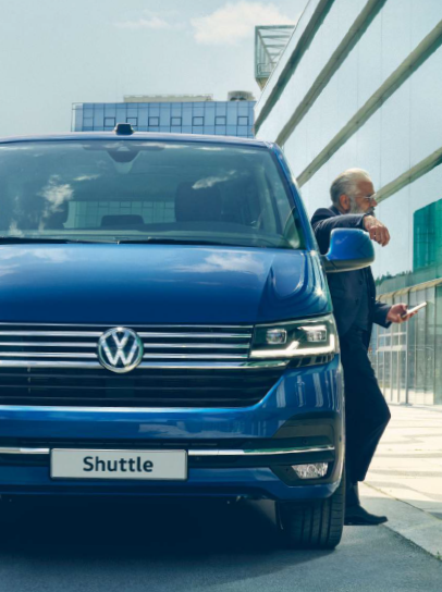 Here's everything you need to know about Volkswagen's Transporter Shuttle