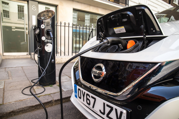 Two thirds of Brits believe electric cars are the future of the motor industry