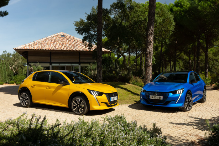 All-new Peugeot 208 named among finalists for Car of the Year 2020