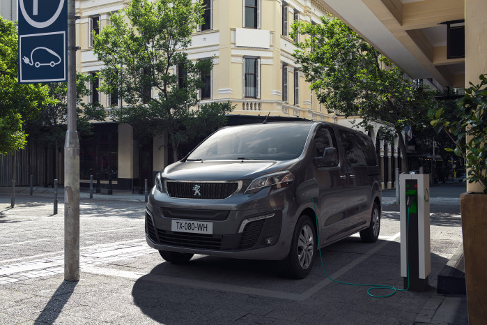 Next generation travel: All-new Peugeot e-Traveller