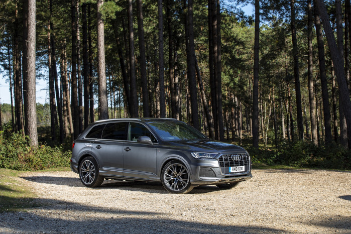 21 trophies and counting as Audi TT Coupé and Q7 SUV triumph again in 2020 What Car? Awards
