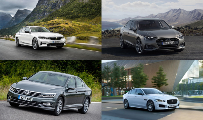 The best saloon cars on sale today