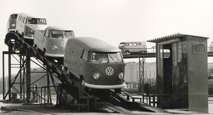 70 Years of VW Transporter!