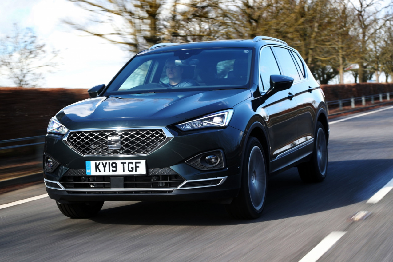SEAT Expands Tarraco SUV Line-up