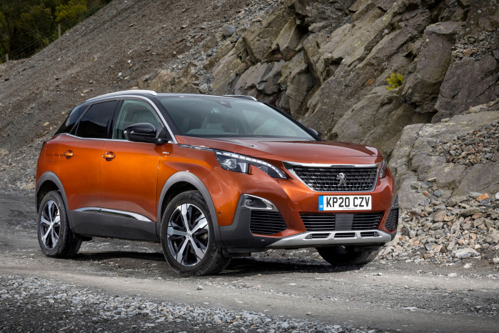 "Peugeot 3008 SUV rated Britain's ""Best Mid-Sized SUV"