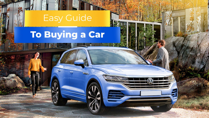 Easy Guide to Buying a Car