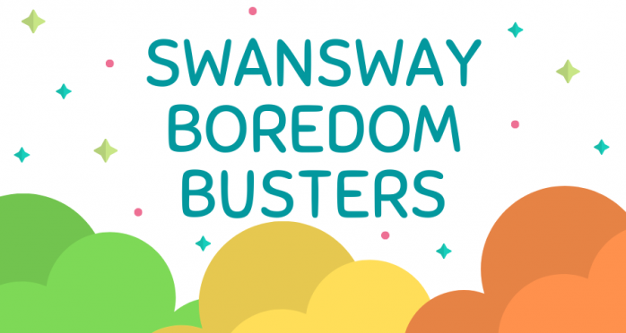 Swansway Boredom Busters