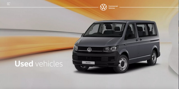 Up to £1,500 off Volkswagen Commercial Vehicles used van range in limited-time offer