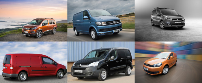 The best used vans for under £15,000