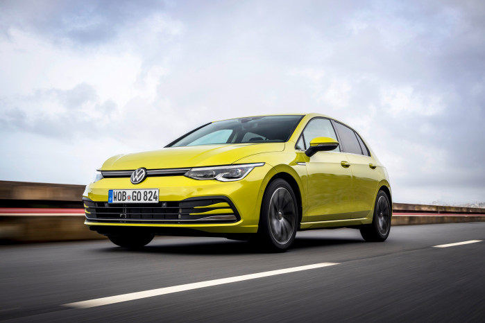 First drive: The Volkswagen Golf remains as classy and premium as ever