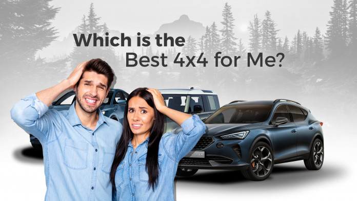 Which is the Best 4x4 for me