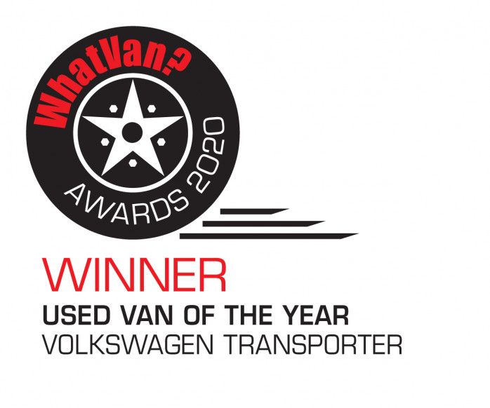 Double success for Volkswagen Transporter old and new at 2020 What Van? Awards