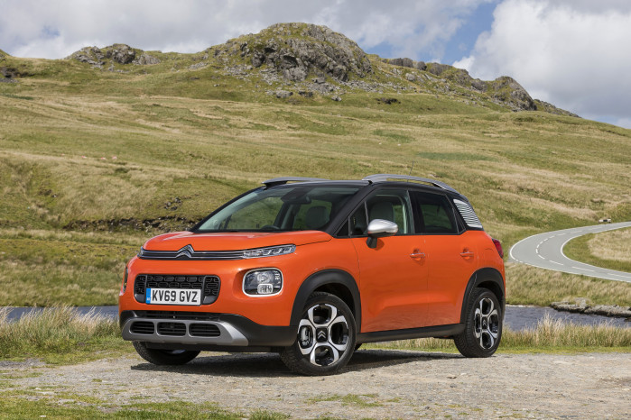 New Range changes for Multi-award winning Citroën's C3 Aircross Compact SUV