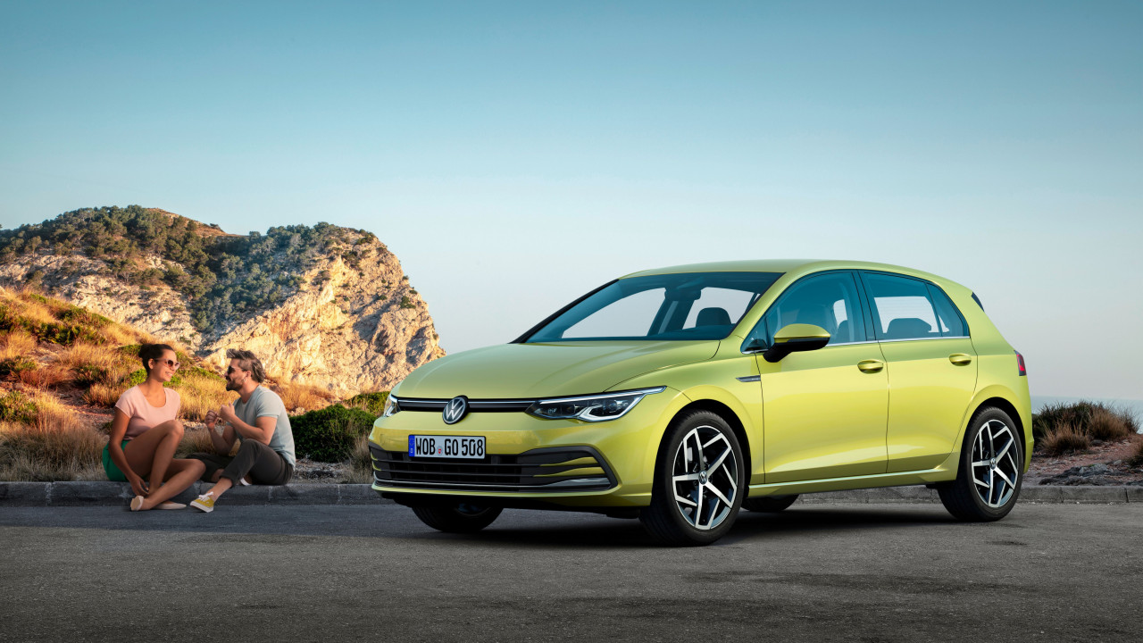 World Premier for the new Golf: Digitalised, connected and intelligent