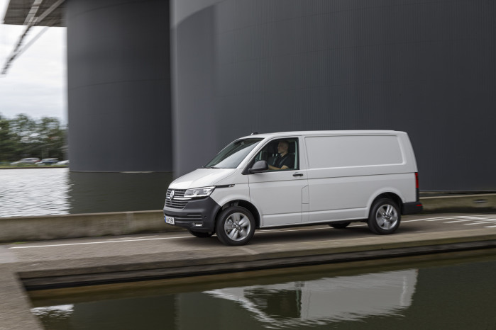 Order books open for the latest generation of Volkswagen Transporter: The T6.1