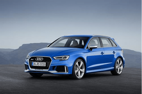 All-New UK Specification Audi RS 3 Sportback Is Raring To Go