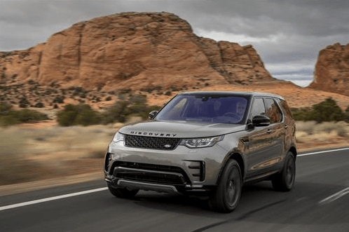 The New Discovery Arrives at Stafford Land Rover