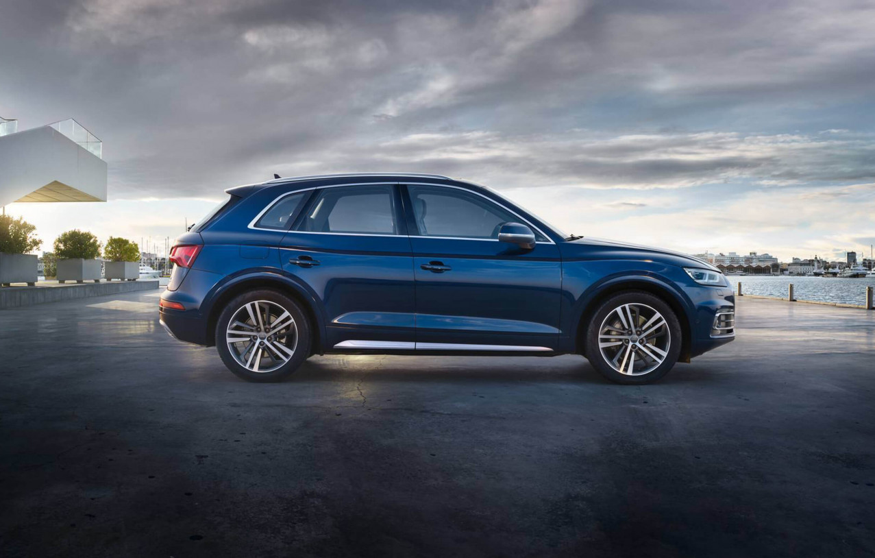 All New Audi Q5 is Ready to go On-Air in The UK| TorqueTips